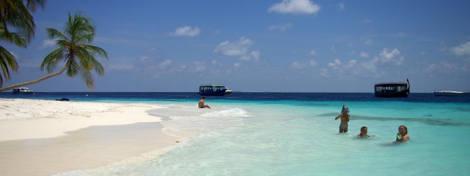Fihalhohi – Maldivi