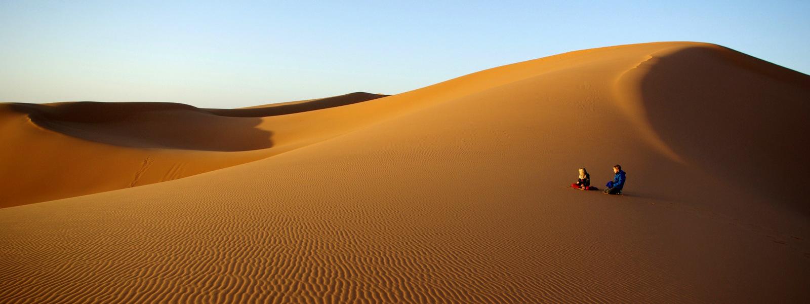 Erg Chebbi – Maroko