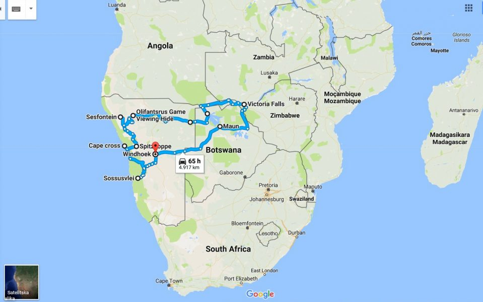 Namibia botswana and victoria falls travel logistic and practical we visited 4 countries but most of the time we spent in two in namibia and botswana so logistic information will describe mostly traveling around those gumiabroncs Image collections