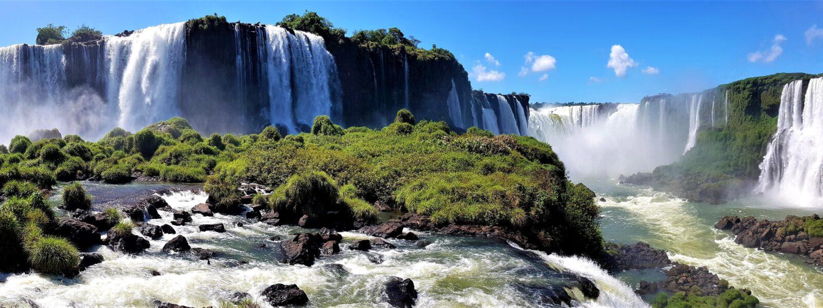 Najlepši na svetu: slapovi Iguazu