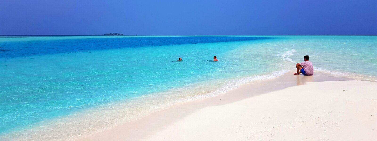 Madivaru Finolhu, najlepši sandbank Maldivov