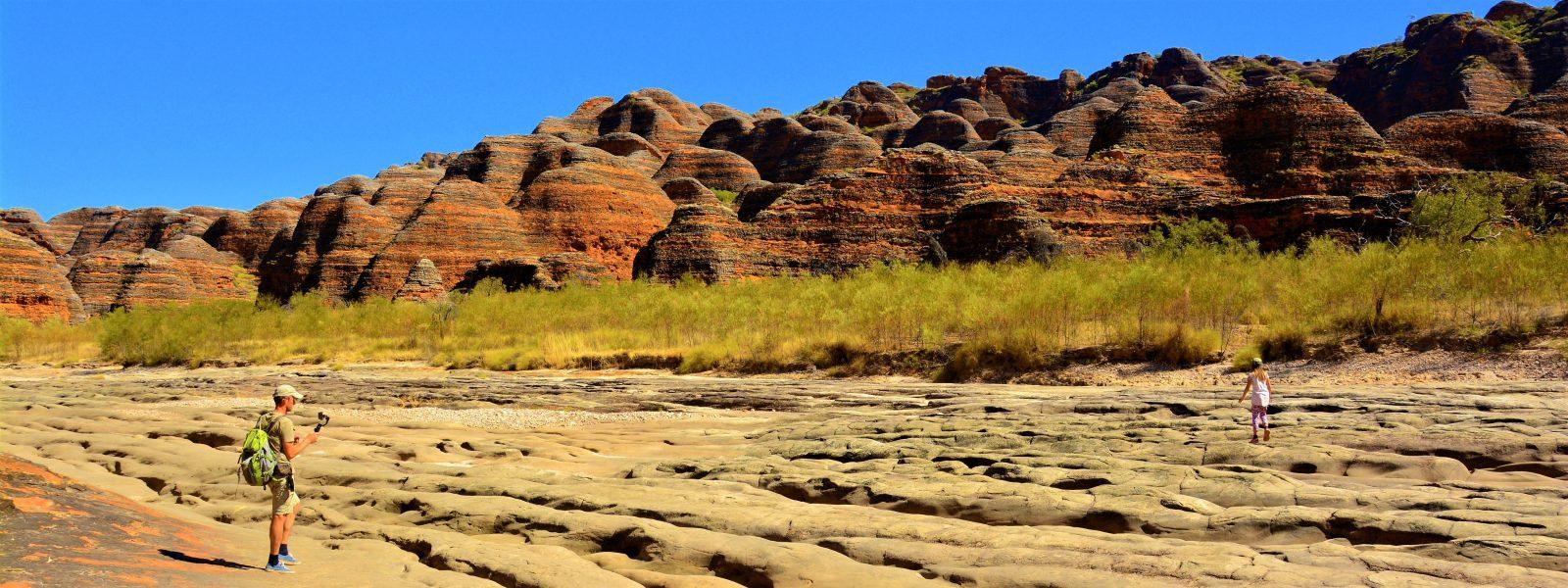 Zahodna Avstralija: jezero Argyle in nacionalni park Purnululu